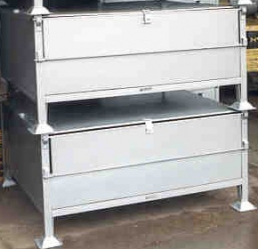 Lockable Stillages