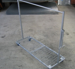 Clothing Transport Trolley