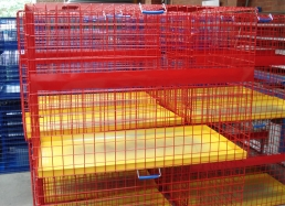 Dog Transport Cages (Rigid)