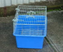 Cat Carry Cage - Domestic
