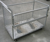 Drop Side Trolley