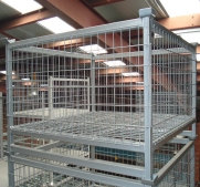 Skid Based Stillages